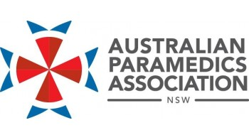 Australian Paramedics Association (NSW)'s logo