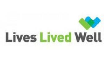 Lives Lived Well's logo
