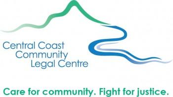 Central Coast Community Legal Centre's logo