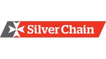 Silver Chain's logo