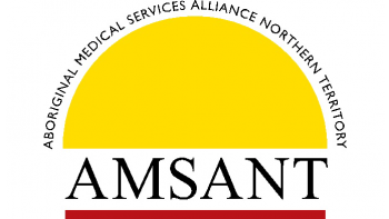 Aboriginal Medical Services Alliance Northern Territory 's logo