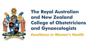 The Royal Aust & NZ Coll of Obstetricians and Gynaecologists's logo