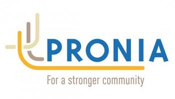 PRONIA's logo