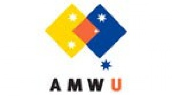 Australian Manufacturing Workers Union's logo