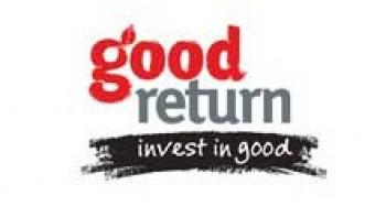 Good Return's logo