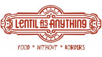 Lentil As Anything's logo
