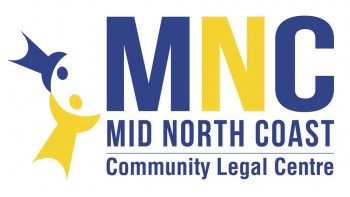 Mid North Coast Community Legal Centre's logo