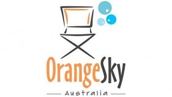 Orange Sky Australia's logo