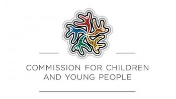 Commission for Children and Young People's logo