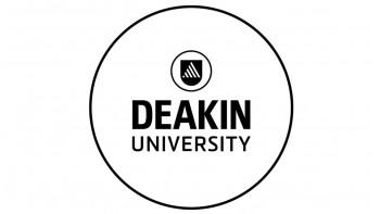 Deakin University's logo