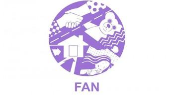 Family Access Network's logo