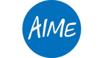 AIME 's logo