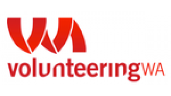Volunteering WA's logo