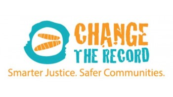 Change the Record Coalition's logo
