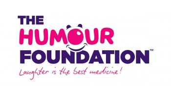 The Humour Foundation's logo