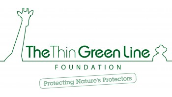 The Thin Green Line Foundation's logo