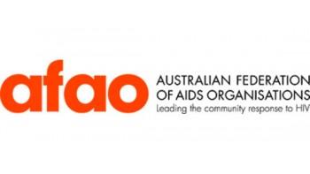 Australian Federation of AIDS Organisations's logo