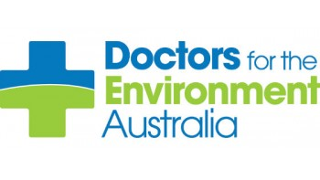 Doctors for the Environment Australia's logo