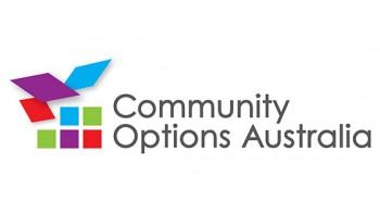 Community Options Australia Ltd's logo
