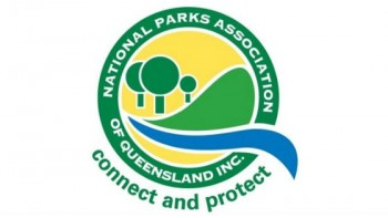 National Parks Association of Queensland's logo