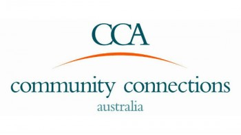 Community Connections Australia's logo