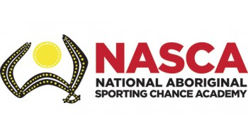 National Aboriginal Sporting Chance Academy's logo