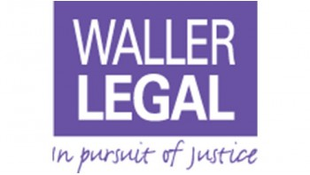 Waller Legal's logo