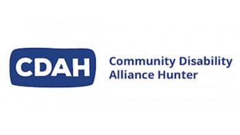 Community Disability Alliance Hunter's logo