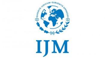 International Justice Mission Australia's logo