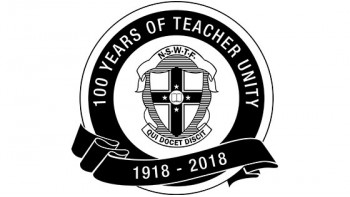 NSW Teachers Federation's logo