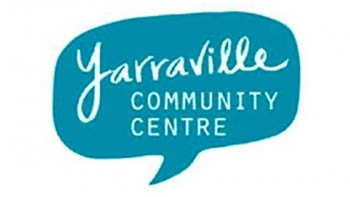 Yarraville Community Centre's logo
