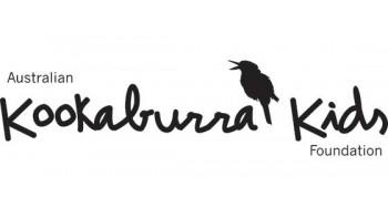 Australian Kookaburra Kids Foundation's logo