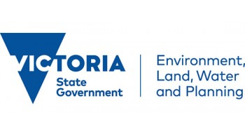Department of Environment, Land, Water and Planning's logo