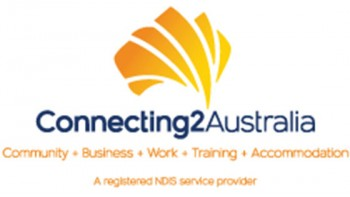 Connecting 2 Australia's logo