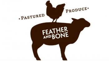 Feather and Bone Butchery & Shop's logo