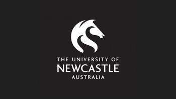 The University of Newcastle's logo