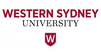 Western Sydney University's logo