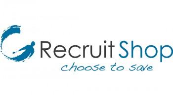Recruit Shop's logo