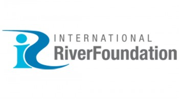 International RiverFoundation's logo