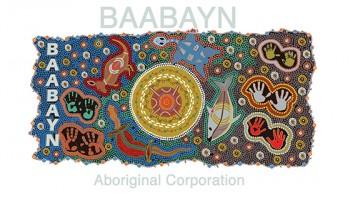Baabayn Aboriginal Corporation's logo