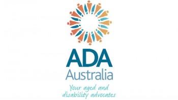 ADA Australia's logo