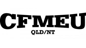 CFMEU's logo