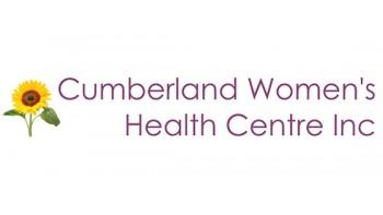 Cumberland Women's Health Centre's logo