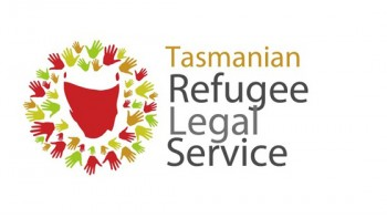 Tasmanian Refugee Legal Service's logo