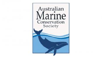 Australian Marine Conservation Society's logo