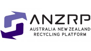 Australia and New Zealand Recycling Platform (ANZRP)'s logo