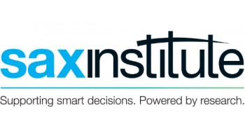 The Sax Institute's logo