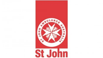 St John Ambulance NSW's logo