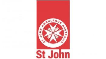 St John Ambulance NSW's logo