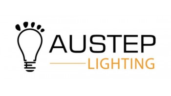 Austep Lighting's logo